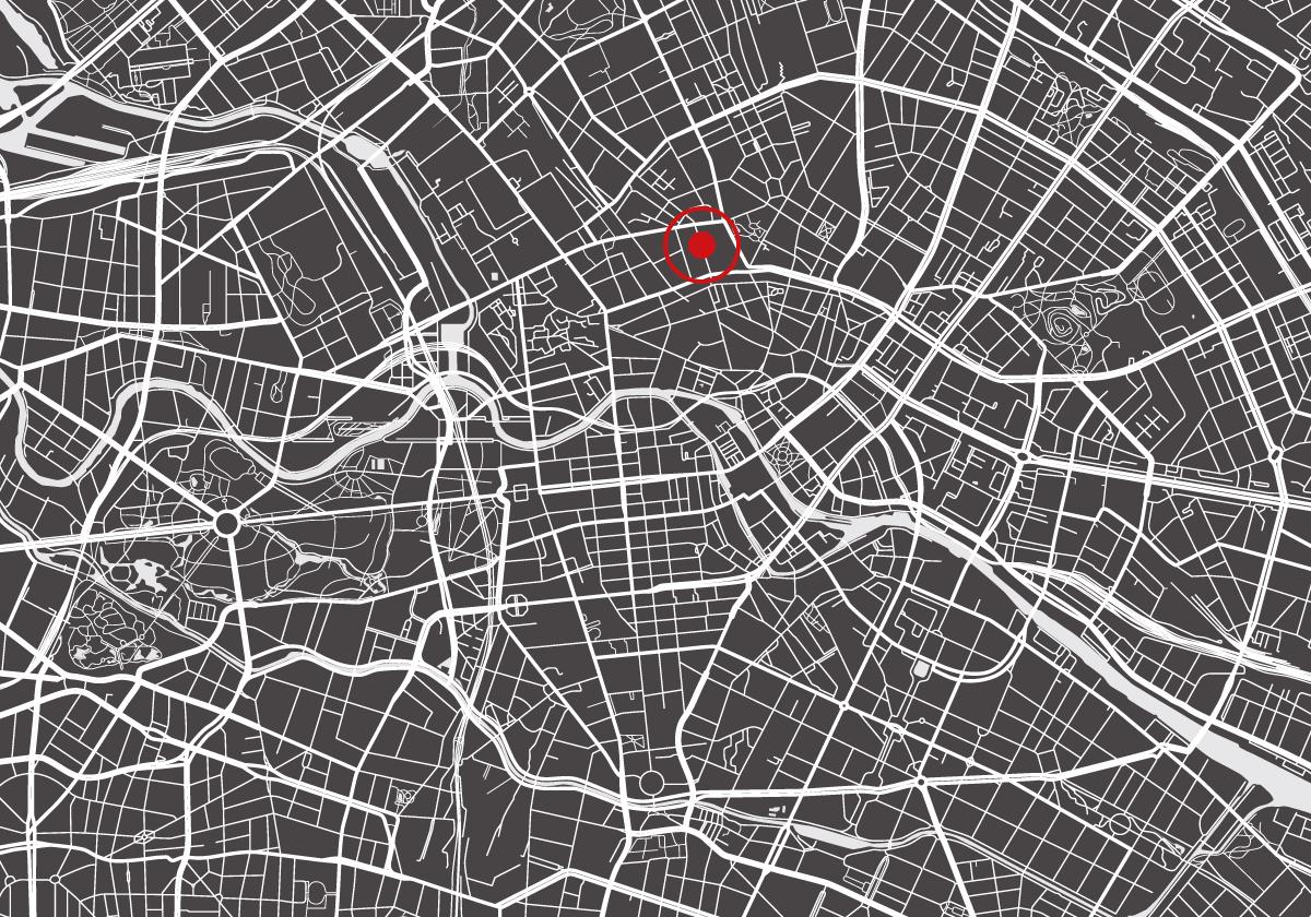 Standort Berlin Karte